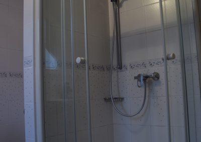 Ferienwohnung Offenburg Waidele - Badezimmer / Dusche