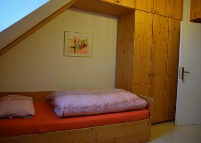 Ferienwohnung Offenburg Waidele - Schlafzimmer 2 01