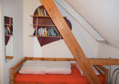 Ferienwohnung Offenburg Waidele - Schlafzimmer 2 02