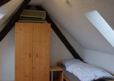 Ferienwohnung Offenburg Waidele - Schlafzimmer 3 03