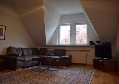 Ferienwohnung Offenburg Waidele - Wohnzimmer 01